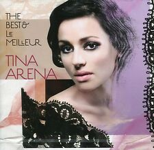 Tina Arena : The best & Le meilleur (CD)