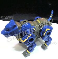 Tomy Zoids Loose Action  Figure - Blireg (Blue Tiger)
