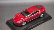 kyosho 1/64 ASTON MARTIN minicar collection Rapids S Red new