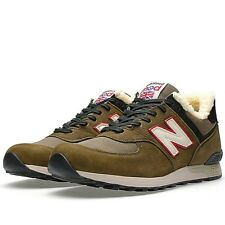 NEW BALANCE 576 MOD MENS SHOES SIZE US 11 UK 10.5 EUR 45 MADE IN ENGLAND M576MOD