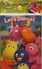 BACKYARDIGANS PARTY INVITATIONS & THANK YOU CARDS Pre-school Kids Birthday NEW