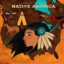Native America - Putumayo Presents (2014, CD NEUF)