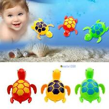 Wind up Swimming Turtle Animal Toy For Kids Baby Children Pool Bath Time NEW MT