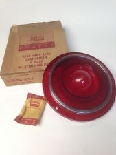 NOS 62 Ford Galaxie Rear Tail Light Lens C2az-13450-a