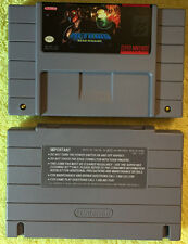 Metroid Super Zero Mission (English) SNES Super Nintendo