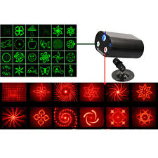 3 Lens 36 Patterns RGB Blue LED Stage LightingRemote Laser Projector DJ Light