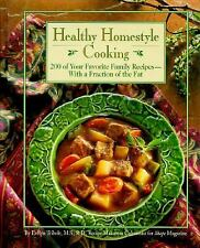 Healthy Homestyle Cooking Cookbook by Evelyn Tribole Hardcover BOOK