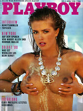 Playboy April/04/1990   KIRSTEN IMRIE & DANIELA STEIN*