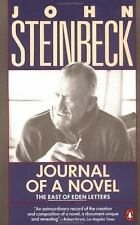 Journal of a Novel: The East of Eden Letters, Steinbeck, John, Acceptable Book