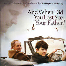 And When Did You Last See Your Father? (Soundtrack) (CD 2007) NEW