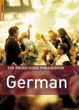 The Rough Guide Phrasebook German (Rough Guide Phrasebooks), Lexus