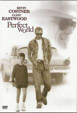 Perfect World / Kevin Costner, Clint Eastwood / DVD #2525