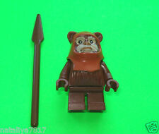 LEGO STAR WARS FIGUR ### EWOK VILLAGE WICKET AUS SET 10236 - NEU - NEW ### =TOP