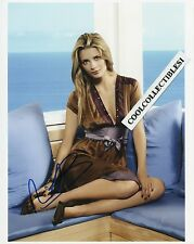 MISCHA BARTON IN PERSON SIGNED 8X10 COLOR PHOTO  (PROOF)