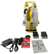 South Reflectorless 400m  total station NTS-332R4 with A prism