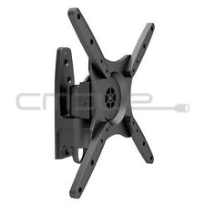 Full Motion TV Wall Mount Bracket 10 17 19 22 25 28 30 32 37 Inch LCD LED HD TV
