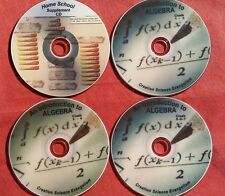 NEW KENT HOVIND ALGEBRA SCHOOL DVD SET 3 DVD's and 1 CD FAST SHIPPING