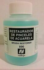 Vallejo paint brush restorer.
