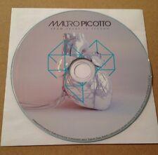 Mauro Picotto - From Heart To Techno Full Promo Cd Album Ultra Rare! 2015