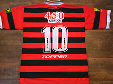 1999 2000 Esporte Club Vitoria BNIB New Football Shirt #10 Adults Medium Brazil