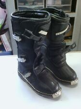 Answer Racing Fazer Boot Black Youth 5