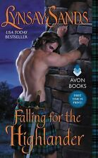 FREE 2 DAY SHIPPING | Falling for the Highlander, MASS MARKET PAPERBACK, 2017
