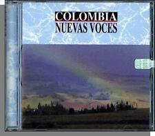 Nuevas Voces: Colombia - New 1997, 16 Song Sony Spanish CD!