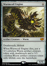 WURMCOIL ENGINE NM mtg Commander 2014 Grey - Artifact Mythic