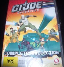 GI Joe Renegades Complete Collection Animation (Aust Region 4 R4) DVD – New