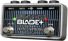 Switchblade Plus Advanced Channel Selector, ELECTRO HARMONIX,