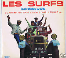 LP LES SURFS 14 GRANDS SUCCES