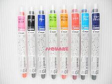 8 Colores Set estilográfica Pilot Petit Mini IRF-10SPN Cartuchos de tinta a base de agua