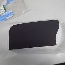 Genuine RangeRover d6 2013-L/H/R console tavolo inserto pelle nera lr058582