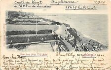 BR62151 view from high cliff hotel  margate  uk