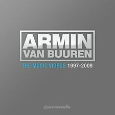 Armin van Buuren - Music Videos 1997-2009 [New CD] Holland - Import