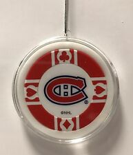 Montreal Canadiens Chip Christmas Tree Hanging Ornament Holiday NHL Hockey