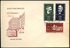 East Germany 1966 Zeiss Factory FDC First Day Cover #C35777