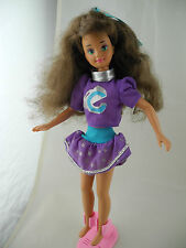 Vintage Skipper cheerleading Courtney org barbie mattel
