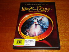 THE LORD OF THE RINGS : ORIGINAL ANIMATED CLASSIC DVD *BARGAIN PRICE*