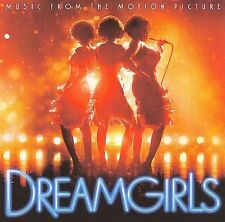 "NEW ""DREAMGIRLS"" - [MUSIC FROM THE MOTION PICTURE] NEW CD  BEYONCE, FOX, HUDSON"