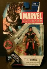 "Marvel Universe Series 2 Thunderbird Warpath Variant MOC MIB 3.75"" Figure"