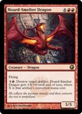 Magic the Gathering - Hoard-Smelter Dragon - MTG Red Rare - Scars of Mirrodin