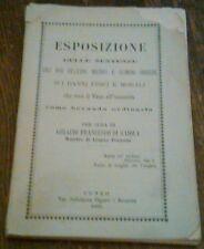 ESPOSIZIONE DELLE SENTENZE SUI DANNI CHE IL VINO RECA ALL'UMANITA' ,1893