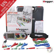 Megger MFT1711 17th Edition Multifunction Installation Tester - NEW