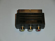 SCART / Chinch - Adapter