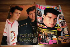 BRAVO # 48 v. 20.11.1986 -- Tom Cruise Madonna Nena Saxon Den Harrow Billy Idol