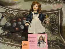 Paradise Galleries Elizabeth Musical Porcelain Doll Grandma's Precious Treasures
