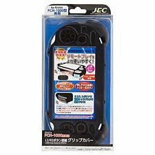 PSVITA1000 for L2 / R2 Black buttons mounted grip cover Japan