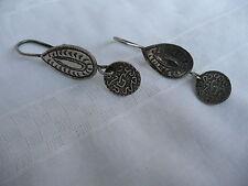 paire de boucles d'oreille berbère maroc