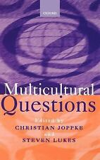 Multicultural Questions-ExLibrary